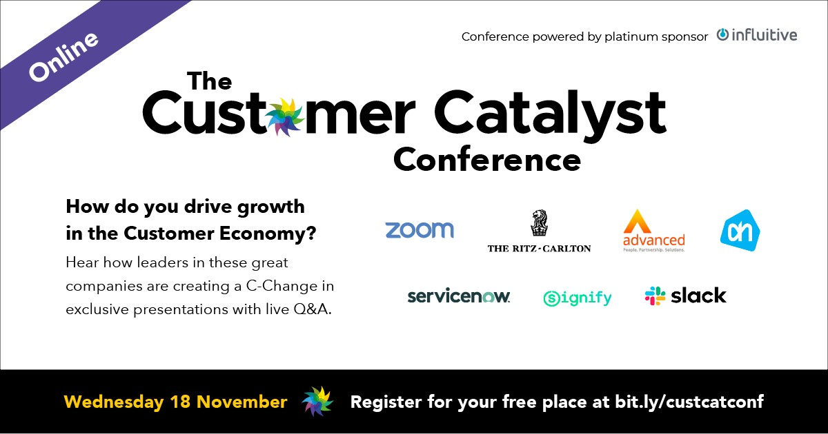 Customer Catalyst Conference